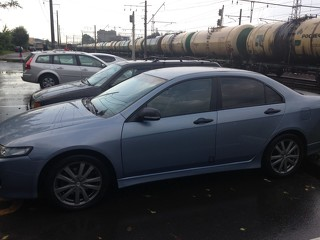 Honda Accord, Седан 2007