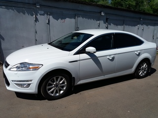 Ford Mondeo, Седан 2014