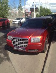 Chrysler 300c, Седан 2004