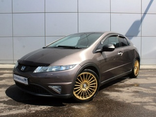 Honda Civic, Хэтчбек 2011