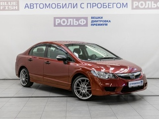 Honda Civic, Седан 2010