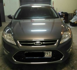 Ford Mondeo, Седан 2011