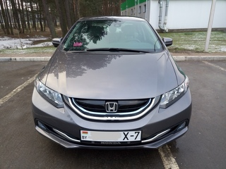 Honda Civic, Седан 2014
